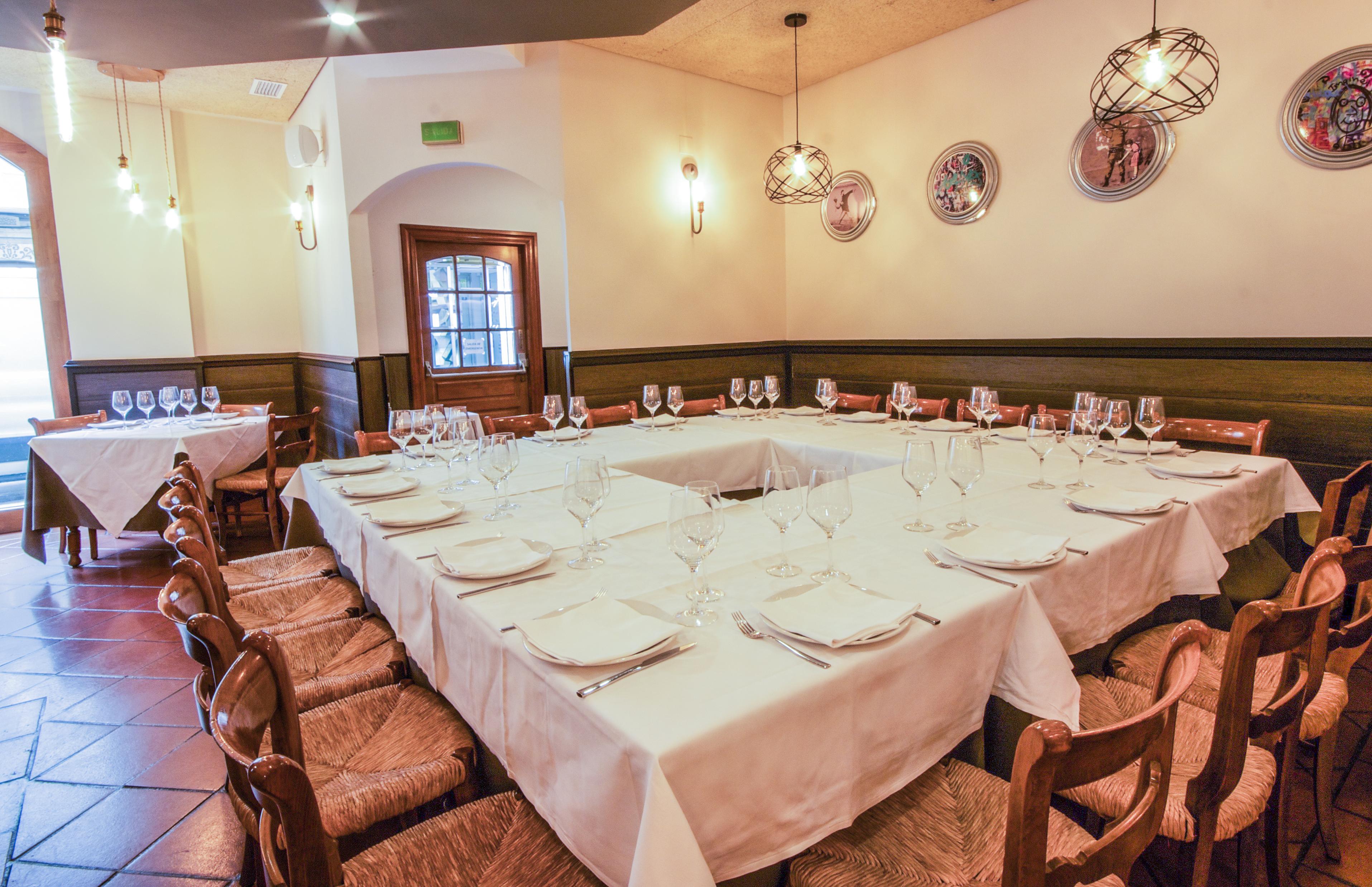 restaurante para bodas en vitoria