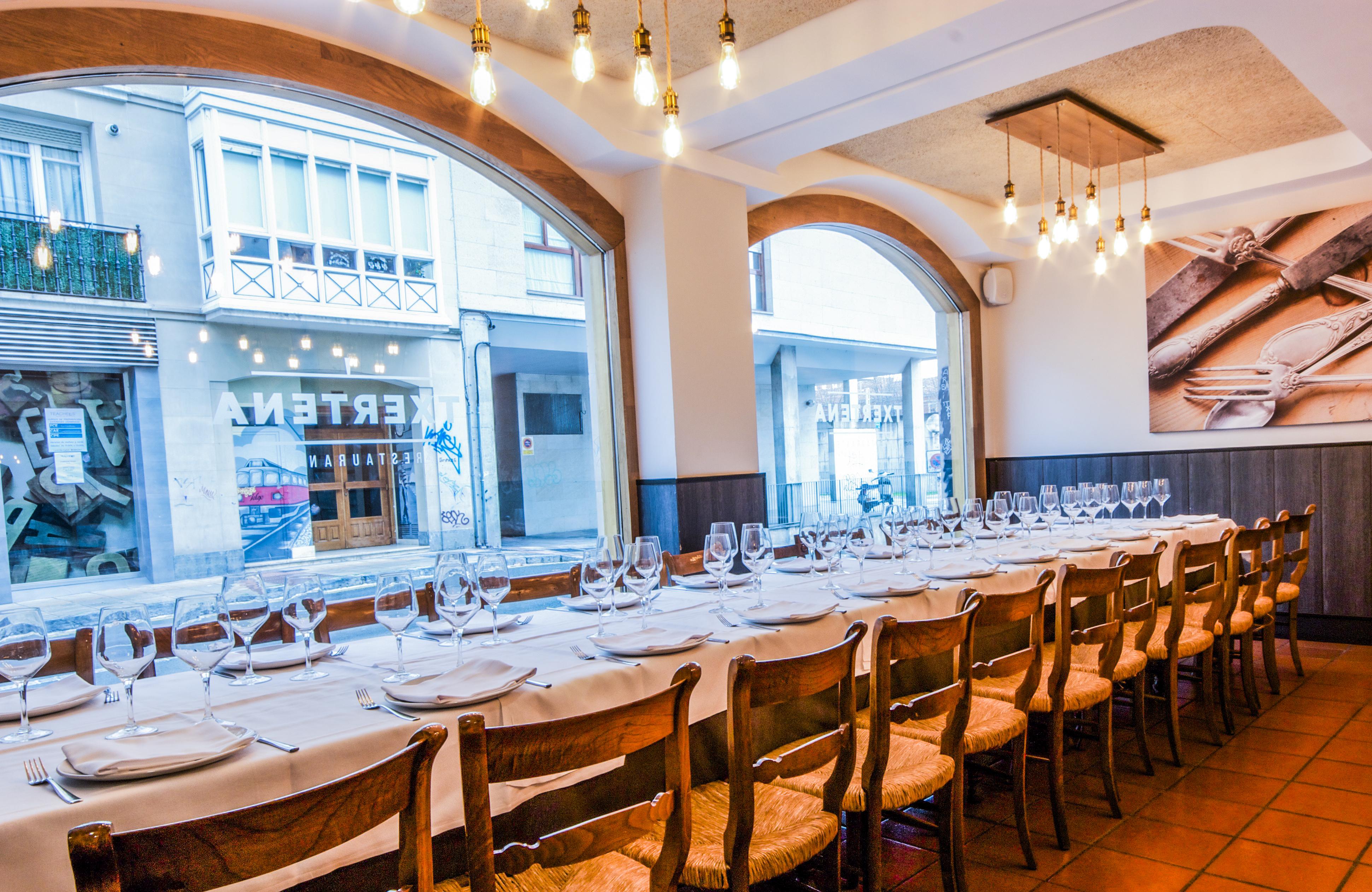 restaurante para eventos envitoria