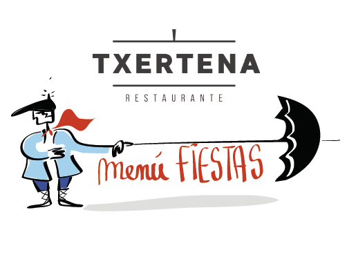 Menu Fiestas Txertena